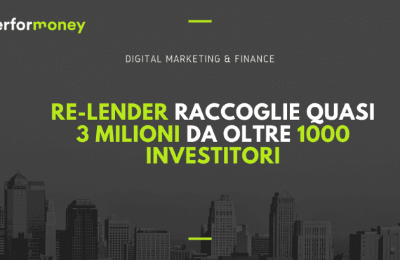 RE-Lender e Performoney